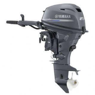 Yamaha F25GMHL 25HP Long Shaft Outboard